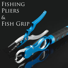 Load image into Gallery viewer, Fishing Pliers & Gripper