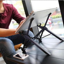 Load image into Gallery viewer, Foldable Laptop Stand