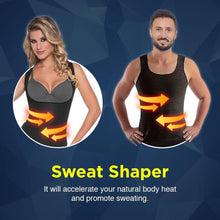 Load image into Gallery viewer, Sweat Shaper Sauna Vest