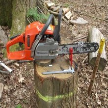Load image into Gallery viewer, Chainsaw Stump Vise
