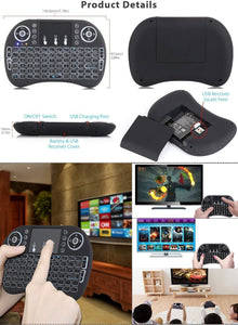 Mini Wireless Touchpad