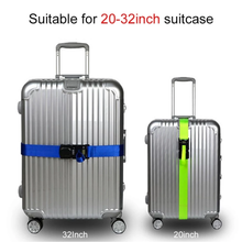 Load image into Gallery viewer, Luggage Strap With Electronic Scale & Lock (TSA approved)