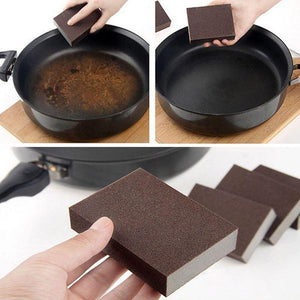 Magic Carborundum Sponge (5pcs)