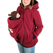 Load image into Gallery viewer, Multifunctional Kangaroo Hoodie