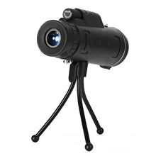 Load image into Gallery viewer, HD 40X60 Monocular (with Phone Holder & Tripod)