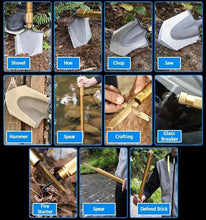 Load image into Gallery viewer, Tactical Multi-Function Shovel