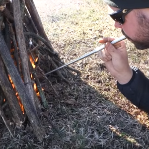 Collapsible Fire Tube