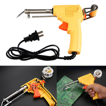 Load image into Gallery viewer, Automatic Feeder Soldering Gun