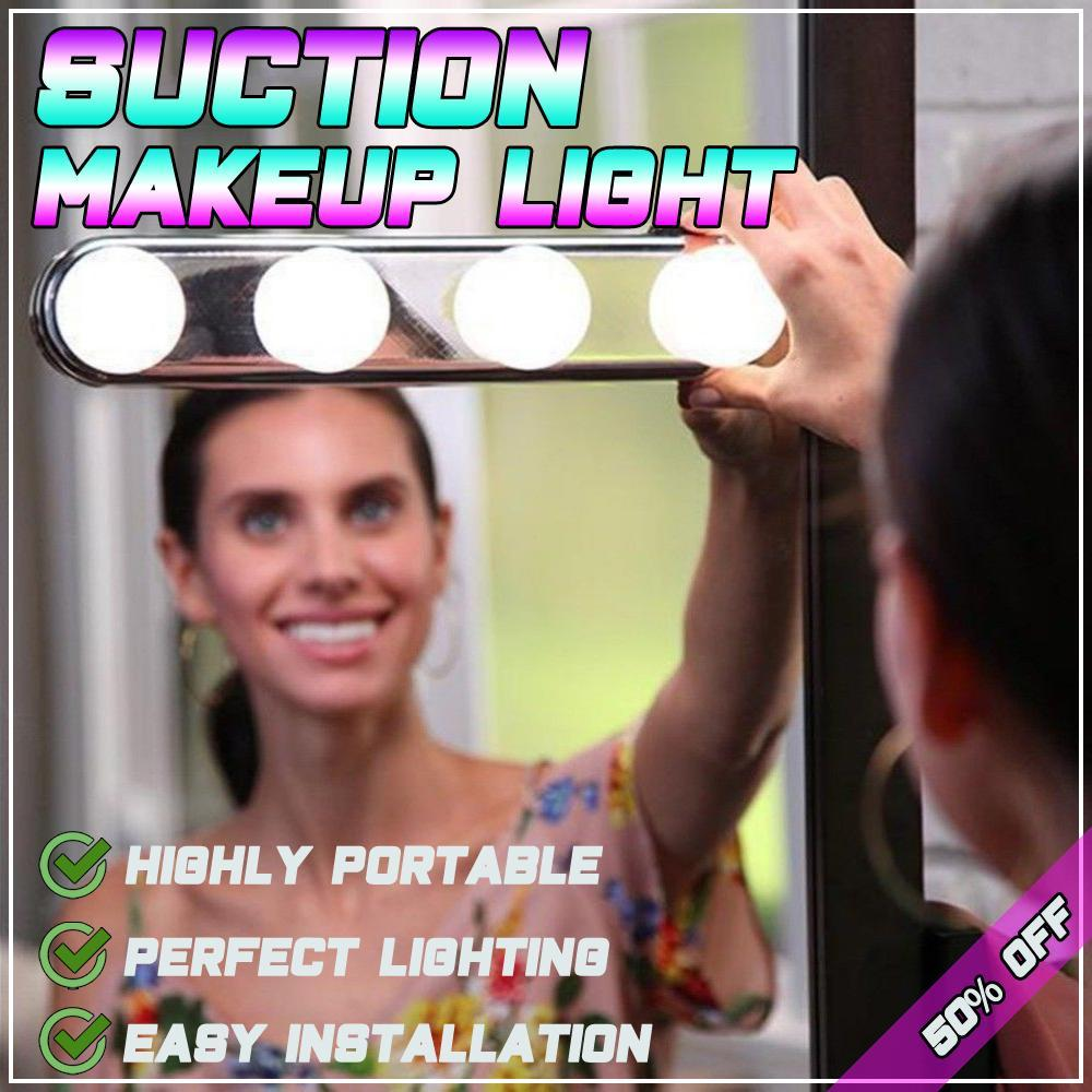 Suction Makeup Light