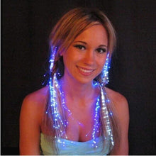 Load image into Gallery viewer, LED Hair Fiber Optic (10pcs)