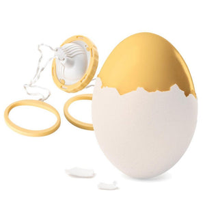Golden Egg Shaker