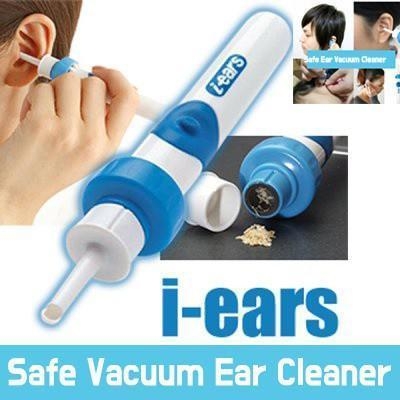 Vacuum Ear Pick
