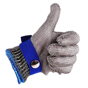 Stainless Steel Mesh Cut Proof Glove