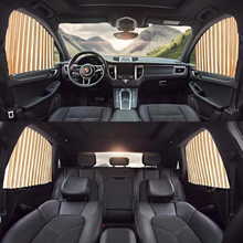 Load image into Gallery viewer, Car Magnetic Sunshade