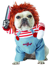 Load image into Gallery viewer, Chucky Costume for Dog