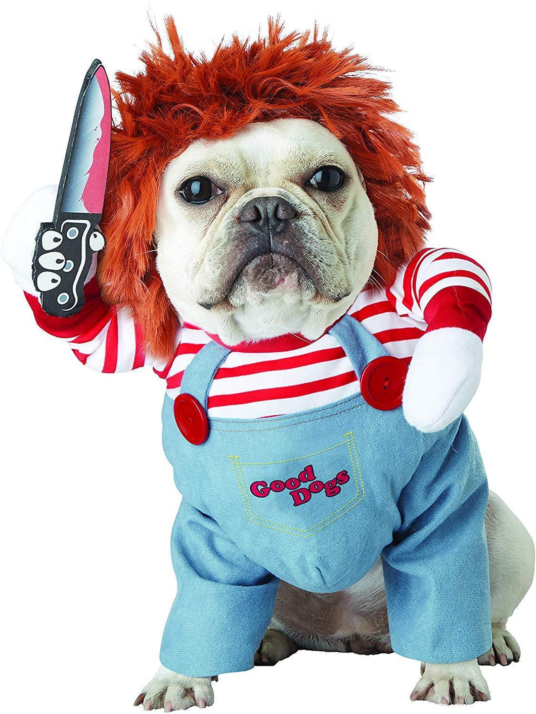 Chucky Costume for Dog