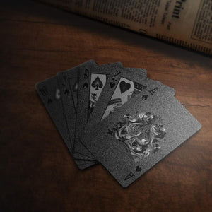 Platinum Premium Playing Cards