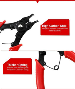 4 in 1 Snap Ring Pliers