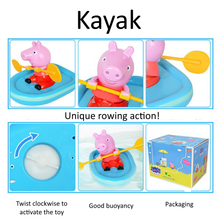 Load image into Gallery viewer, Baby Bath Pig Boat Toy