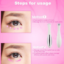 Load image into Gallery viewer, AginLief™ Portable Eye Skin Massage Device