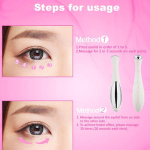 AginLief™ Portable Eye Skin Massage Device