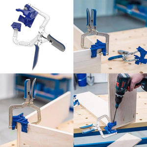 Woodworking Right Angle Clamp