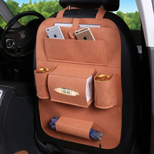 Load image into Gallery viewer, Car Backseat Organizer Bag