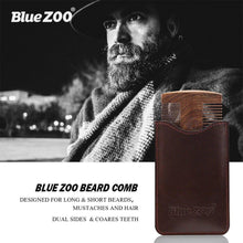 Load image into Gallery viewer, BlueZOO™ Beard Comb