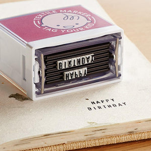 Multi-Purpose Label Stamp Accessories
