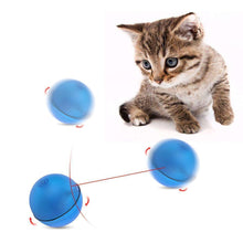 Load image into Gallery viewer, Rolling Laser Ball Pet Toy