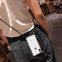 Load image into Gallery viewer, Crossbody Phone Case