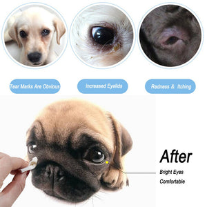 Dog Tear Cleanser