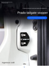 Load image into Gallery viewer, Rear Door Latch Plate (Toyota Land Cruiser / Pajero Series)