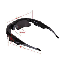 Load image into Gallery viewer, CAMGLASS™ Outdoor 1080P Camera Polarized Sunglasses