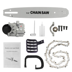 Chainsaw Bracket Set