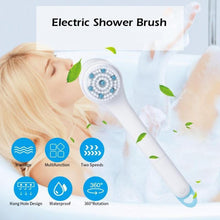 Load image into Gallery viewer, Electric Shower Brush