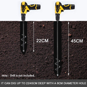 Earth Hole Digger
