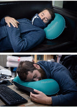Load image into Gallery viewer, Inflatable Outdoor Camping Pillow
