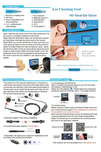 Endoscope Ear Pick