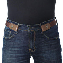 Load image into Gallery viewer, Men Buckle-Free Belt