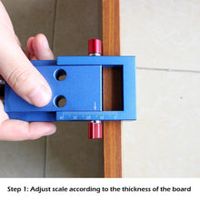 Load image into Gallery viewer, Mini Hole Jig Set Kit