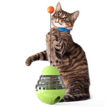 Load image into Gallery viewer, Interactive Cat Toy - With Food Dispensing Ball