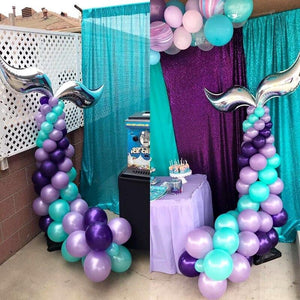 Mermaid Balloon
