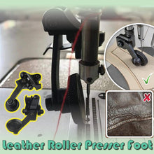 Load image into Gallery viewer, Leather Roller Presser Foot
