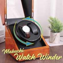 Load image into Gallery viewer, Mabuchi Watch Winder