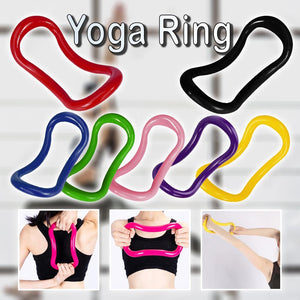 Yoga Ring - One Ring, Many Moves