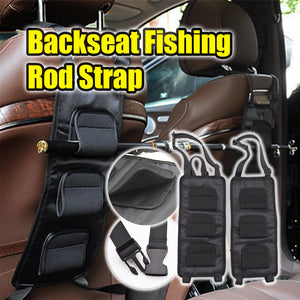 Backseat Fishing Rod Strap
