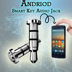 Android Smart Key Audio Jack