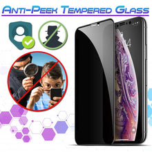 Load image into Gallery viewer, Anti-Peek Tempered Glass