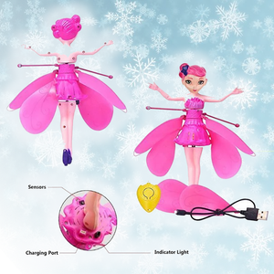 Flying Fairy Toy